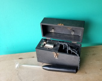 1920's Violet Ray Generator Wellness Gadget