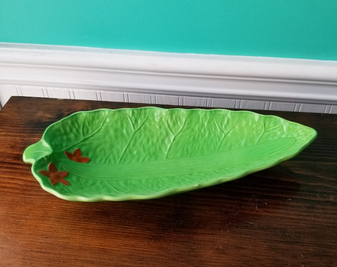 Beswick Pottery Vintage Lettuce Vegetable Serving Dish