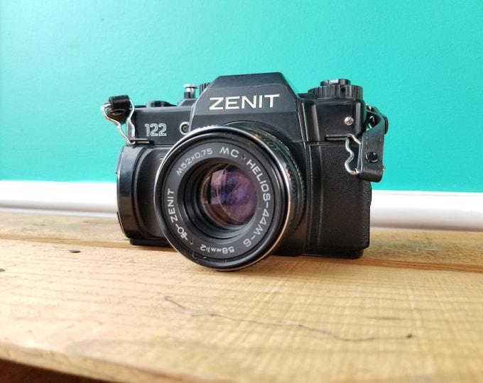 Zenit 122 Soviet SLR