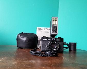 Rollei XF 35 - 35mm Film Rangefinder