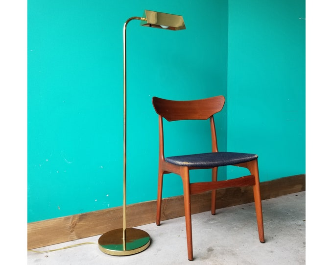 Brass Reading Lamp - Local Pick Up