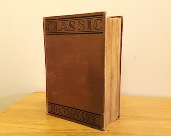 1944 Classic German-English Dictionary