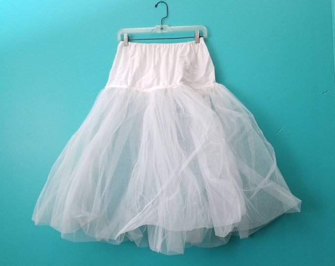 1950's Stretch Waist Crinoline