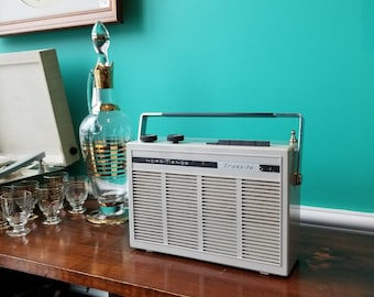 Nordmende Transista Universal - SW AM FM Radio