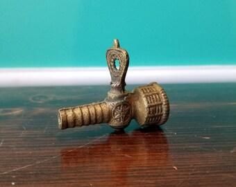 Solid Brass Spigeot