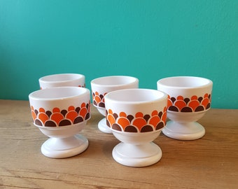 1960's Vintage Egg Cups - West Germany