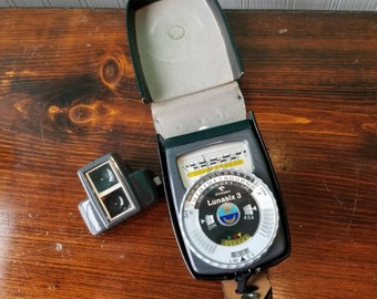 Gossen Lunasix 3 Professional Exposure Meter