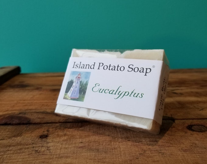 Island Potato Soap Co - Eucalyptus Soap