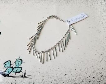 Dangly Shimmering Bracelet - Sterling - Fierce Deer