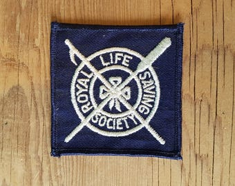 Royal Life Saving Society Patch - Toronto