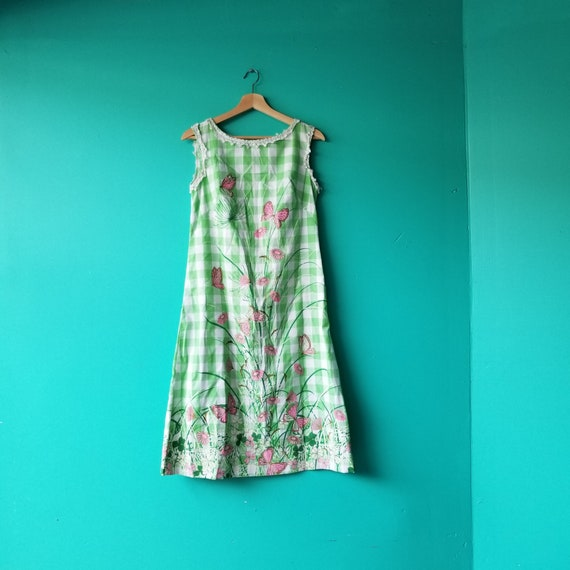 Miss Shaheen Dress - Made in USA - Alfred Shaheen - image 1