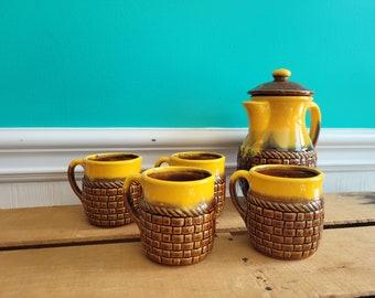 Ceramic Tea Set - N.C. Cameron & Sons Gifts Toronto - Made in Japan