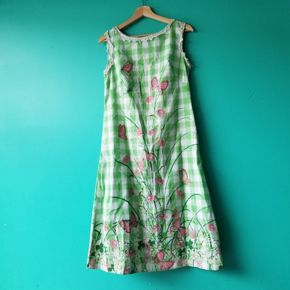 Miss Shaheen Dress - Made in USA - Alfred Shaheen - image 4