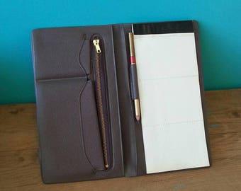 Vinyl Notebook - Made in Japan