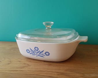 Pyrosil 4 Cup Casserole Dish - Made in the Netherlands