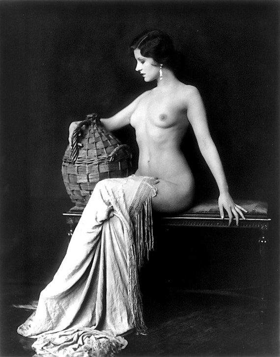 Vintage nude hollywood — pic 2