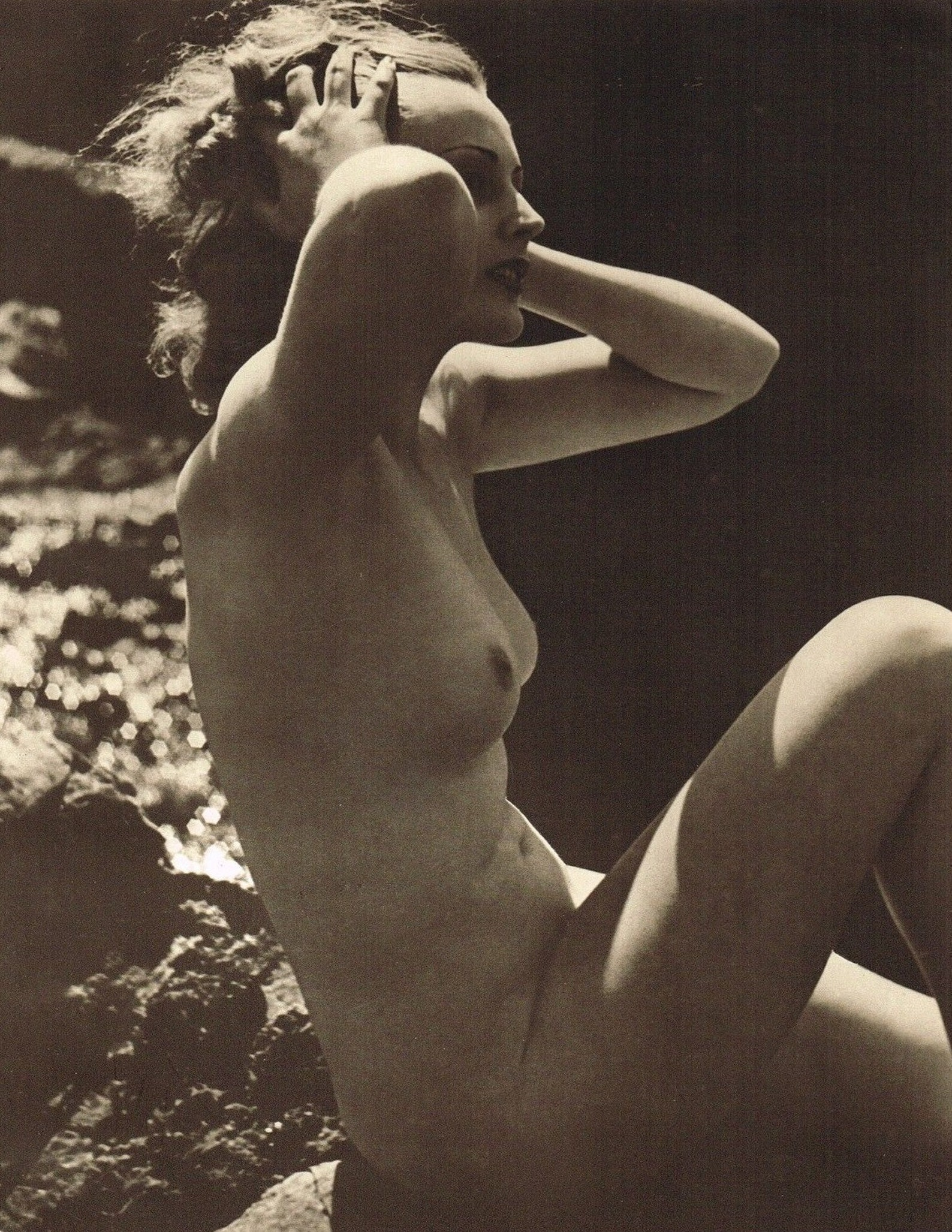 Vintage hollywood nude