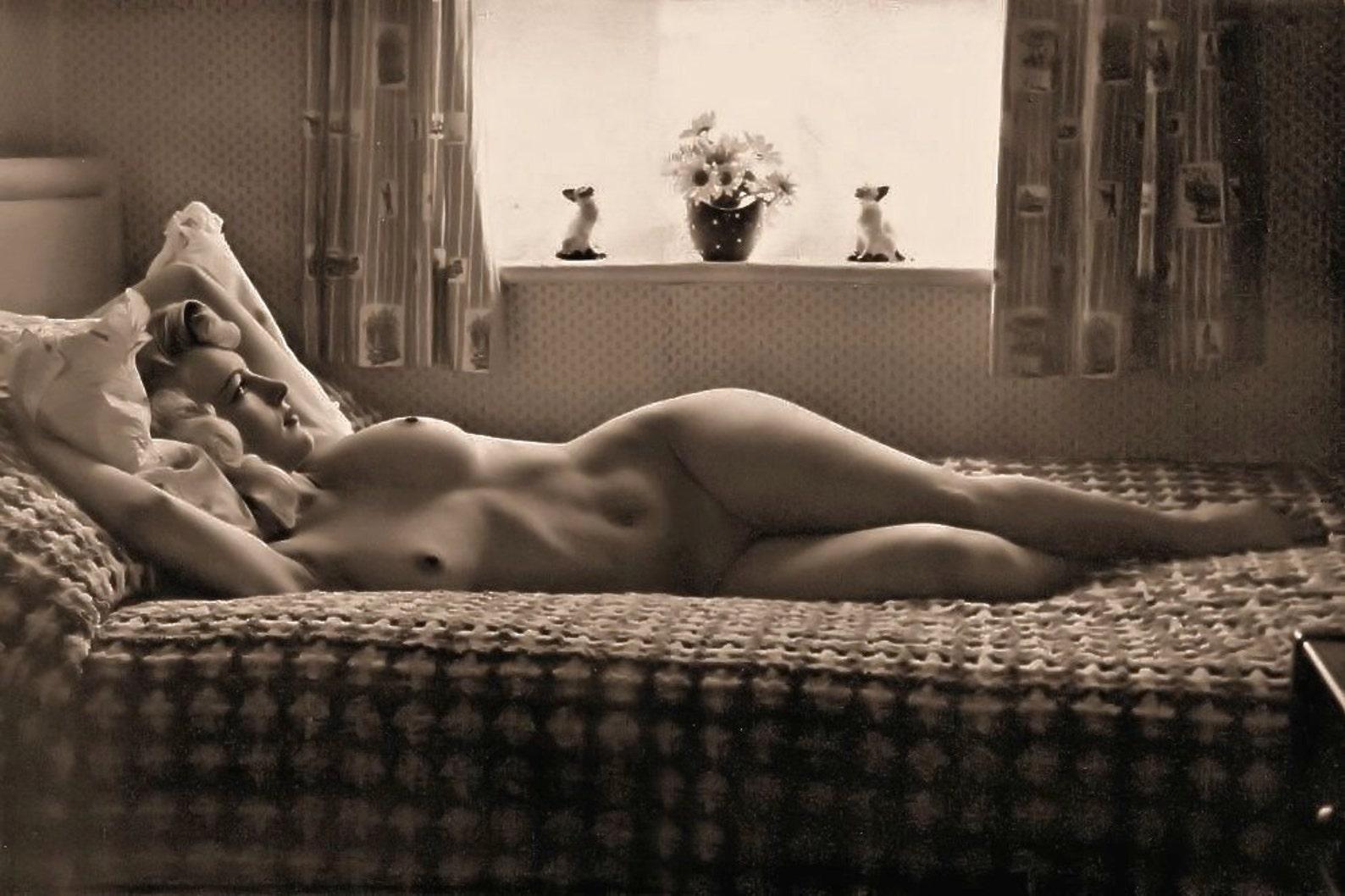 White Women Bent Over Nude