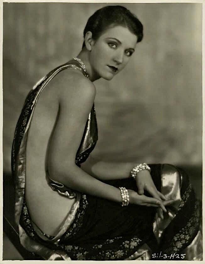 20er Jahre Ära Sexy Bild Schauspielerin Katherine Irving-Black   Etsy