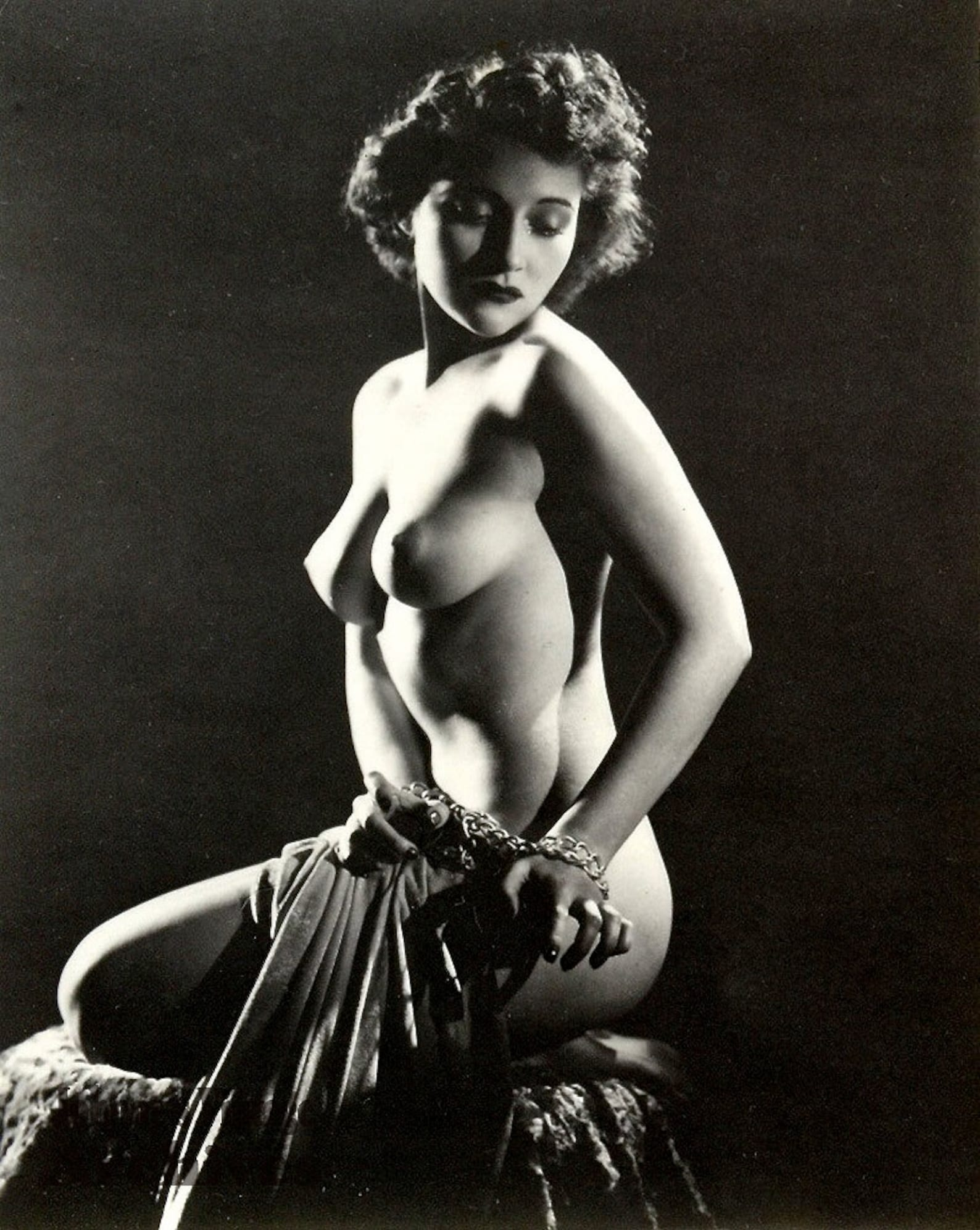 Classic Nude Actress Hedy Lamarr