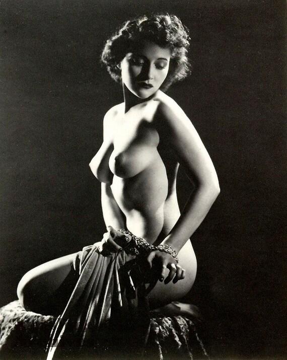 Vintage nude hollywood