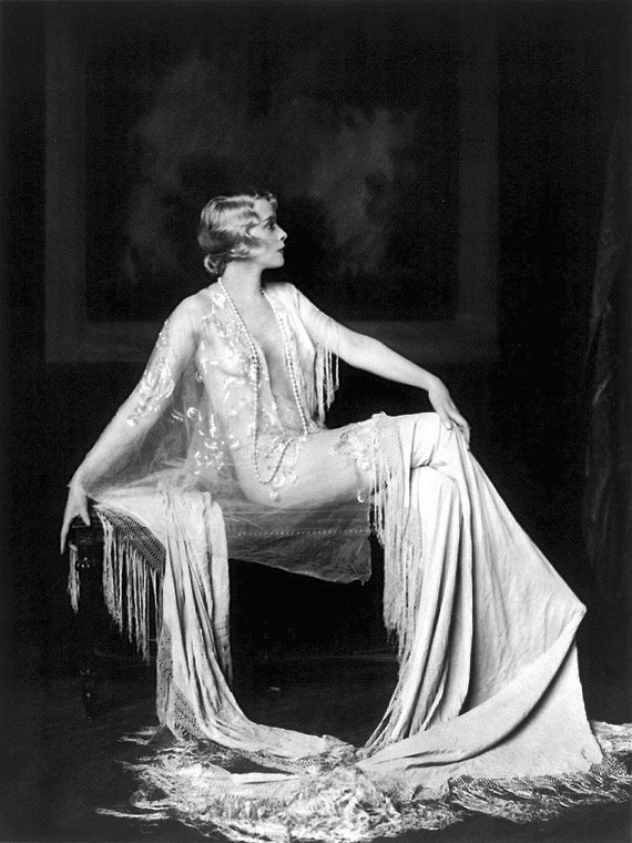 1 Ziegfeld Follies Girl Muriel Finley Poster Available in 5 Sizes