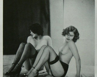 Black and White photo, pre code Hollywood [730-270]