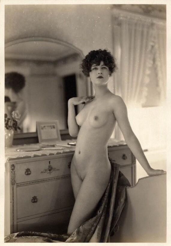 Leo vintage nudes #6