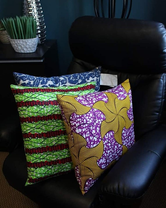 Living Room Pillows African Pillow Cover Living Room   Etsy