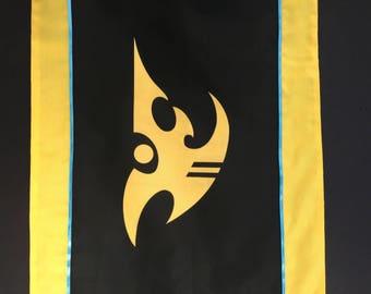 Starcraft Protoss Banner