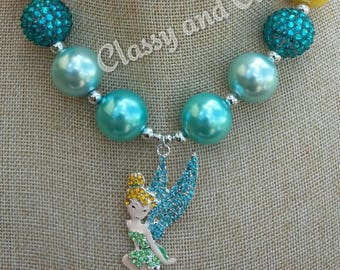 SALE! Tinkerbell Necklace