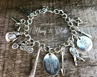1e52f82c324 Zombie Charm Bracelet
