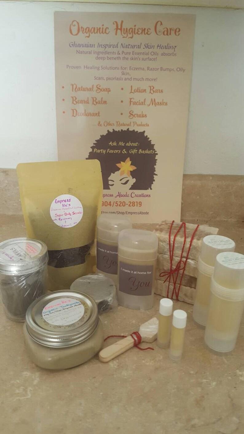 40 day Natural Body Spa Kit