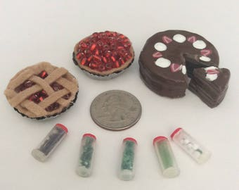 Miniature food lot (New Years clean out sale!)