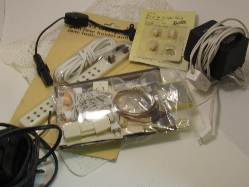 Enjoyable Dolls House Wiring Kit Basic Electronics Wiring Diagram Wiring Digital Resources Cettecompassionincorg