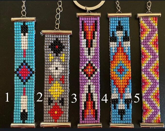 Bead Loomed Bracelets & Keychains