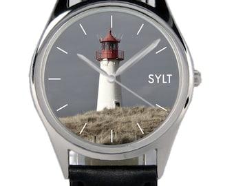 Sylt Gift Item Idea Fan Watch 20329-B