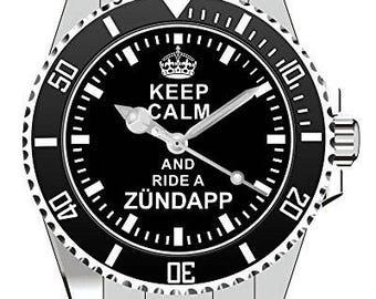 Watch 1622-Keep calm and ride a Zündapp GTS 50 KS 50 CS 50