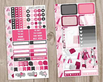 Shopping Spree - Personal Planner Kit