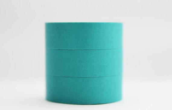 Washi Tape Monochrome Blue Turquoise