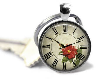 Watch face pendant etsy more colors sale clock face aloadofball Choice Image