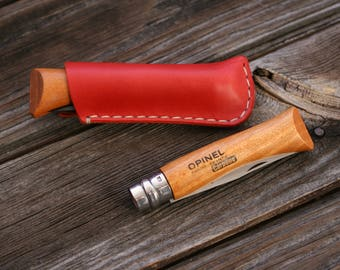 OPINEL Leather Sheath 05 06 07 08 09