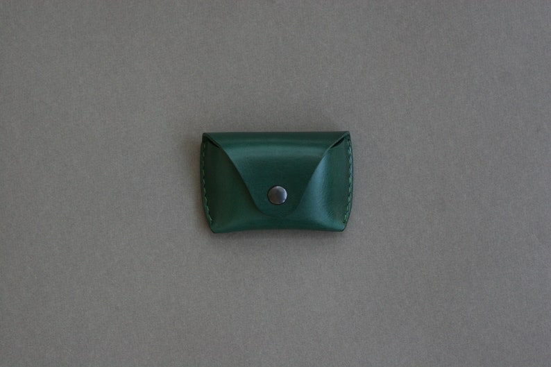 885048451e Folding sunglasses case FOLDER HOLDER for Ray Ban and Persol folders -  Racing GREEN