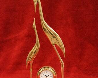 Alarm Clock Heron