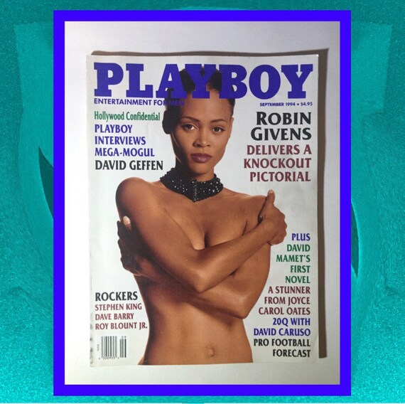 images of robin givens nipples