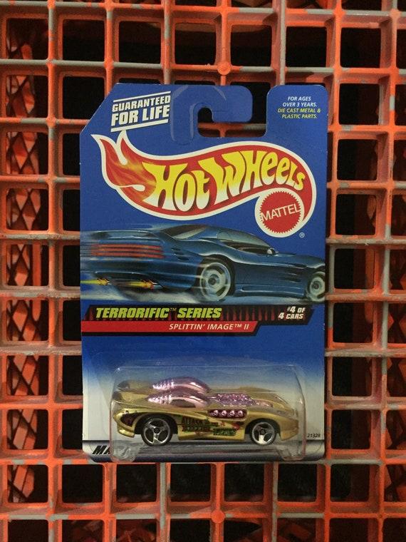 Vintage Hot Wheels Terrorific Series Set Of Four Sealed Etsy