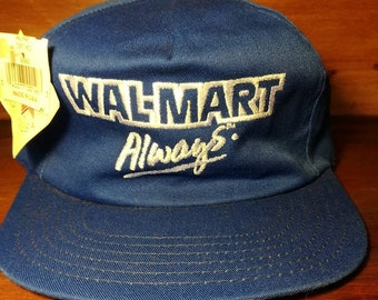 Vintage Walmart hat 1bc77c94315