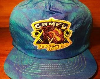1fc08b4907d Vintage Camel Cigarette Camel Joe snapback hat