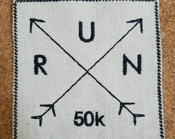 50k Run Patch