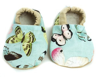8be58ae0ca2 Butterfly baby shoes